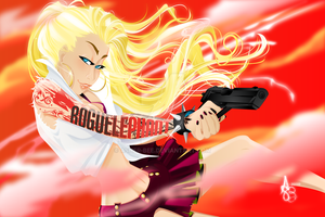 Kiss-Kiss Bang-Bang by Asher-Bee