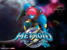 Metroid Fusion by metroid-fan22