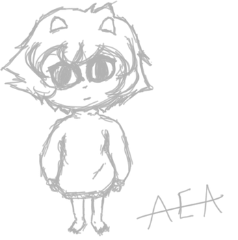 Itty Bitty Karkat by animer334