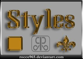 Styles 934 by Rocco 965 by Rocco965