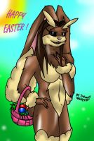 Easter pokemon by danwolf15