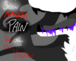 Seen More PAIN Than You Can Know by Fabulous-God