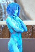 Halo - Cortana 7 by Hyokenseisou-Cosplay