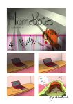 Homebbies 04 PARTY by KimiK-A