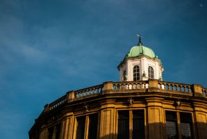 Sheldonian Theatre in Oxford by VRoX