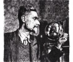 Maurits Escher by GabrielGrob