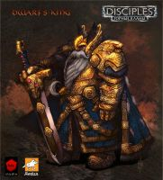 Dwarf's King by EGOR-URSUS