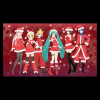 Pack xmas PJDEX by weling2010