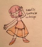Rubellite Tourmaline redesign by ArtistDetective