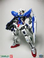 MG 123 Exia 1 by mikecka