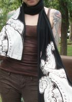 tentacle scarves n bandanas in stock by missmonster