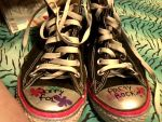 my converse after my boredom by Shadylexi24