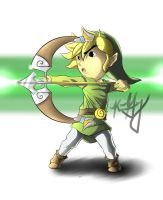The Hero's Bow by GuySanX