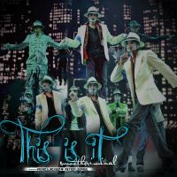 Smooth criminal THIS IS IT by YouRockedMyWorld