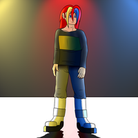 Narton Humanized by MostWanted06