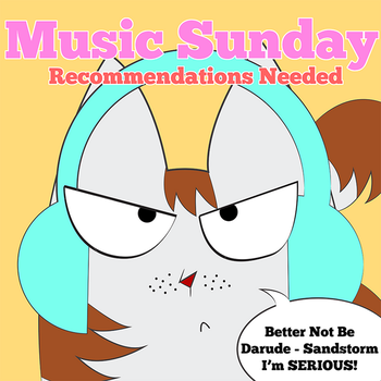 Music Sunday by Catifornia