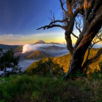 hdr - bromo by kLvinphotography