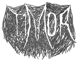Black Metal Band Logo: Timor by MrAngryDog
