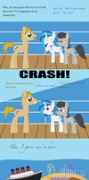 Vocational Death Cruise - Day 2, Part 1 by LumenGlace