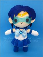Chibi Sailor Mercury - Sailor Moon by Serenity-Sama