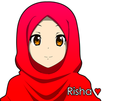 Risha by Crowmaru