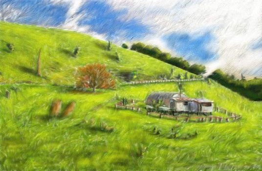 Country side by LuvAbby