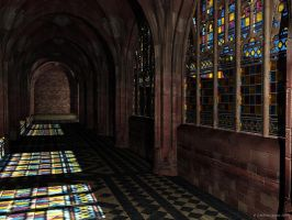 Cloisters by 2753Productions