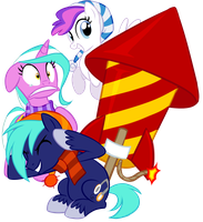 BronyCon 2014 - New Years Footer by Centchi