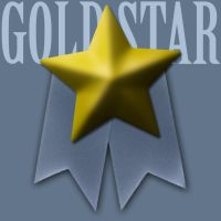 GOLD STAR by kaolincash