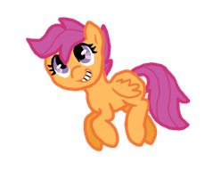 Scootaloo - Late Bloomer by Rainbow-Dash0