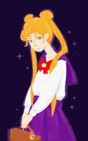 usagi by peach-pulp