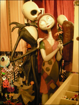 Jack and Sally by rednotes