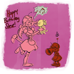 The Birthday Song by TopperHay
