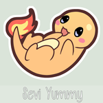 Chibi Charmander by SeviYummy