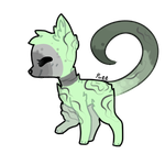 Pup adopt (25 points) by MidnightPanther818
