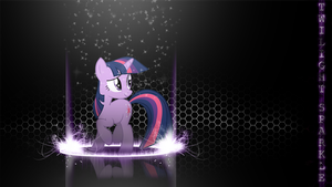 [Flame Ring Series] - Twilight Sparkle 1920x10 by forgotten5p1rit