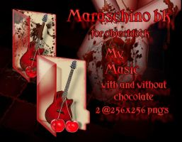 Maraschino bk My Music by PoSmedley
