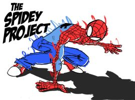 Spidey Project Sketch by TheNoirGuy