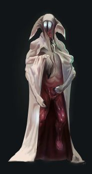 vampire concept by unded