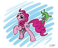 Who's Awesome? Gummy's Awesome by PsychoDikdik