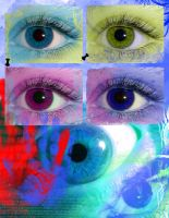 color eyes by lilesdesign