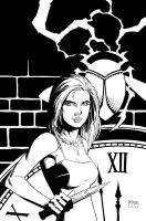 Buffy Cover 2 by Randy Green by Crausse