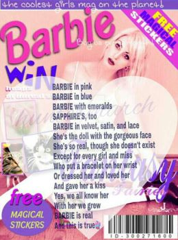 BARBIE. Girl's Name Poems by huntermarch