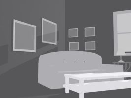 Living Room 03 WIP by Turtlefan926