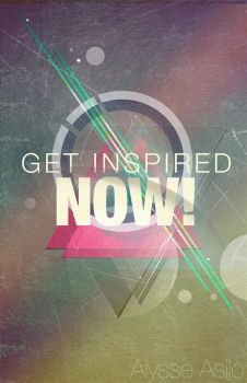 get inspired now! by kuting16