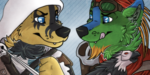 AC/BL Icons by ShadowCloven
