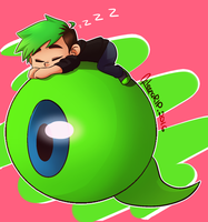 Sleepy Jack by xOtakuStarx