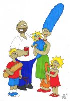 The Simpsons, My Style by EmperorNortonII