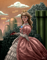 Princess Peach by joifish