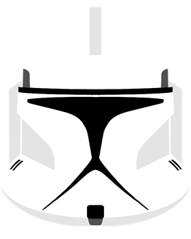 Phase 1 Clone Trooper Helmet by PD-Black-Dragon
